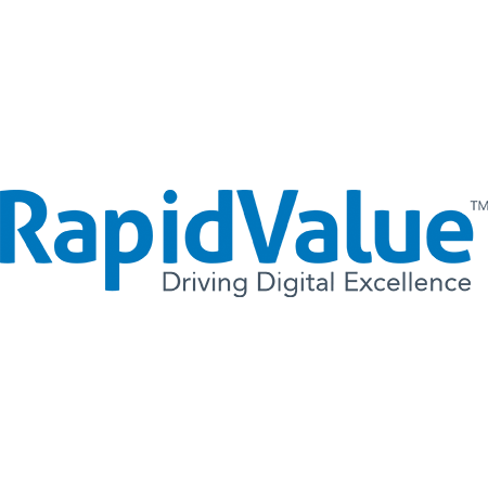 RapidValue New Logo