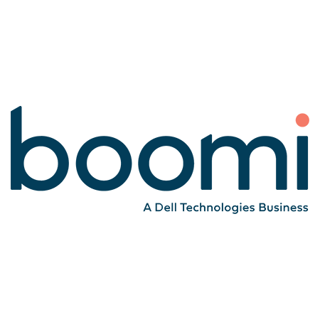 Boomi Dell Logo DTB coral dot